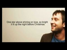 """""""Some friends of mine wrote this song, and I've never heard the tension of that holy night captured so well in a song,"""" Brandon said. """"It's so well crafted, so well written. This song is appropriate far beyond Christmas because the birth of Christ literally changed history.""""    Amazing song full of emotion, and is another example of Brandon's grea..."""
