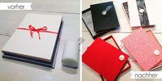 britt design Book Binding, Organizer, Planer, Blog, Boxes, Gift Wrapping, Gifts, Design, Art