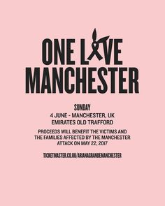 Ariana Grande Returning to Manchester for Charity Concert Featuring Katy Perry, Miley Cyrus, Justin Bieber & More