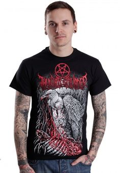 Thy Art Is Murder - Vulture - T-Shirt - Official Deathcore Merchandise Online Shop - Impericon.com
