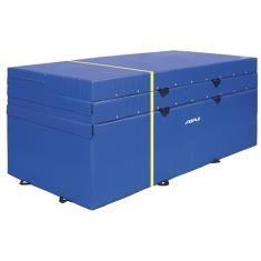 American Athletics: Vault Storage Chest, Locker Storage, Gym Mats, Vaulting, Athletics, Gymnastics, Lockers, Cabinet, American