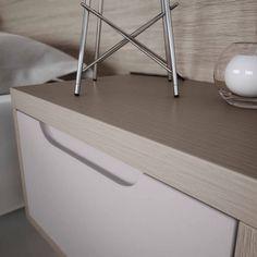 Orla integral handle design detail