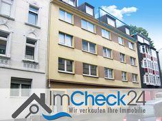 Dachgeschosswohnung zentral gelegen in Wuppertal-Elberfeld. 3 Zimmer mit Tageslicht-Badezimmer und einer Garage.