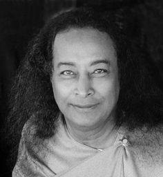"""When by Kriya Yoga I open my spiritual eye, the whole world drops away from my consciousness, and God is with me. And why not? I am His child. St. Ignatius said, 'God seeks willing hearts that He may give His bounties to them….' That is most beautiful, and that is what I believe. God seeks willing hearts for the bestowal of His gifts. He is willing to give us everything, but we are not willing to make the effort to be receptive.""  — Paramahansa Yogananda,  Journey to Self-realization"