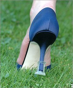 Use these for an outdoor ceremony so you don't sink into the grass, they work great.