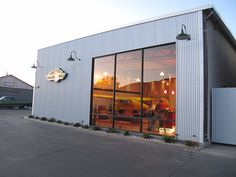 Banman Live-Work Airplane Hangar | James McGarry | Archinect