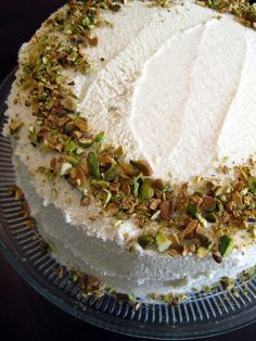 ... Cakes on Pinterest | Layer Cakes, Chocolate Hazelnut and Coconut Cakes