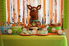 """Photo 1 of 9: Scooby Doo / Birthday """"Scooby Doo 4th Birthday Party!""""   Catch My Party"""