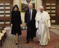 president trump and pope francis - Busca do Twitter
