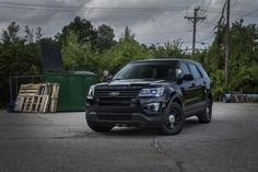 Speeders beware: Ford develops stealthy light bar for cop cars-Since the demise of the Crown Vic, Ford Motor Company's [NYSE:F] range of Interceptor police vehicles based on the Taurus and Explorer have been gaining in popularity, especially the latter because of its tall ride height and roomier, more practical cabin. Ford has now made the Explorer...
