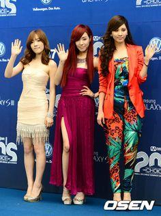 #SNSD #Taeyeon #Tiffany #Seohyun in Mnet 20s Choice Awards