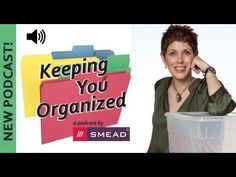 How To Organize Teens - Keeping You Organized Podcast 001