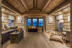 Mountain Cottage, Stiles, Log Homes, House Ideas, Real Estate, Cabin, Nye, Outdoor Decor, Home Decor