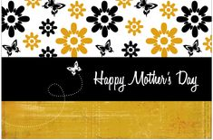 "Free Mother's Day Card! Three bonus tags are included in the download! Each have this same pattern. They say ""Mom"", ""Grandma"",& the 3rd one is plain, so you can personalize it yourself."
