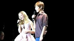 Another version of Jacob and Jackie Evancho singing a duet at the Fantasy Springs show. This version is up close and personal. This video has been approved f. Jackie Evancho, Inspirational Music, Violin Music, Music Clips, Music Therapy, America's Got Talent, Music Lyrics, Classical Music, Love Songs