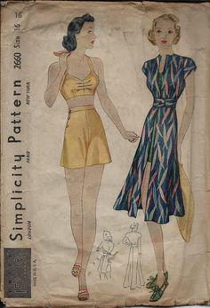 Vintage Simplicity 2660