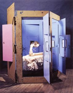 Cell, Louise Bourgeois