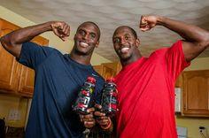 McCourty Twins Team Up with Cheribundi