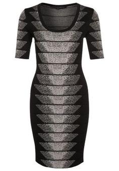 SPOTLIGHT - Jumper dress - black