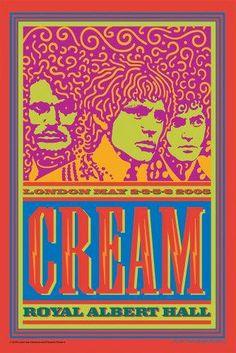 Cream, Live at the Royal Albert Hall, May 2005