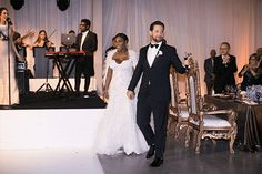 Serena Williams's Fairy Tale Wedding in New Orleans0