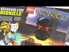 LEGO Bionicle August 2015 teaser & Club magazine info!