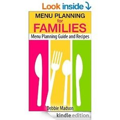 Grab this FREE Kindle Book to help you with your weekly menu plan – you can score Menu Planning For Families- Over 100 Kid Friendly Dinner Recipes FREE on Kindle. Included in this menu planning for families book: A 3 month menu plan Complete dinner recipes with kid tested healthy meals Ideas for breakfast and…