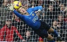 Edwin van der Sar, the best goalkeeper that Holland ever had :D