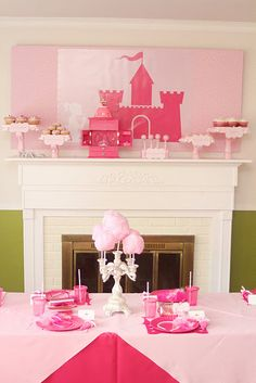 Ideas for a Princess Party :-)