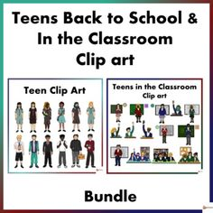 Teen Back to School and In the Classroom Clip Art Bundle School Resources, Classroom Resources, Teacher Resources, Teaching Ideas, Classroom Ideas, Behavior Management Strategies, Reading Strategies, Classroom Management, School Stuff