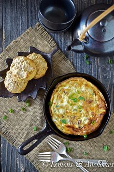 Mini Frittata from @Jean | Lemons and Anchovies