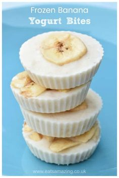 You need just 3 ingredients to make these quick and easy banana frozen yogurt bites - this fun healthy snack recipe is great for cooking with kids snacks 120 Cheap and Healthy Snack Recipes Cheap Healthy Snacks, Nutritious Snacks, Healthy Drinks, Nutrition Drinks, Healthy Nutrition, Good Snacks, Cheap Food, Child Nutrition, Banana Frozen Yogurt