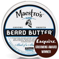 Mark of a Man Blend Beard Butter