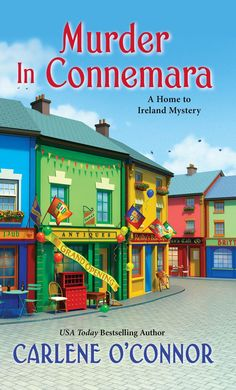 In Galway County, a chance at redemption is denied by an unforgiving killer... Kensington Books, Connemara, Reading Groups, Mystery Series, How To Be Likeable, Cozy Mysteries, Book Summaries, Architectural Salvage, Bestselling Author