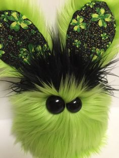 St Patty Bunnies by themonstercafe on Etsy