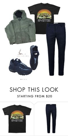 """""""Sans titre #59"""" by lisa244891 ❤ liked on Polyvore featuring Topman, men's fashion and menswear"""