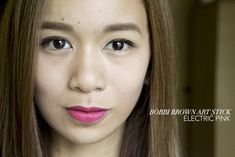 Bobbi Brown Art Stick in Electric Pink - THE MISTY MOM