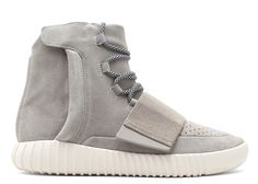 Adidas Yeezy boost 750 grey with white sole