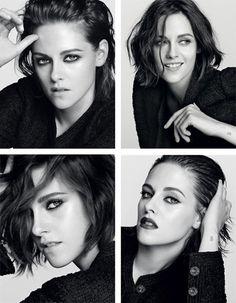 REGBIT1: Kristen Stewart estrela campanha de maquiagem da C...
