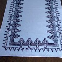 Swedish Embroidery, Hand Embroidery, Broderie Bargello, Swedish Weaving Patterns, Cat Cross Stitches, Monks Cloth, Hello Kitty Wallpaper, Bead Loom Patterns, Christmas Cross