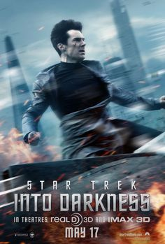 Benedict Cumberbatch: Star Trek Into Darkness