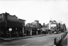Tottenham Court Road before redevelopment in the 1970s – Fitzrovia News