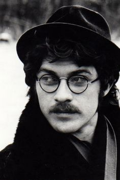 Robbie Robertson (The Band) / Woodstock, 1969 / photographed by Eliott Landy