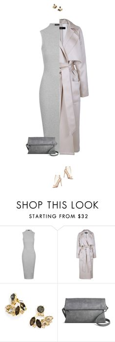 """""""Always Classy !"""" by azzra ❤ liked on Polyvore featuring Topshop, TIBI, BaubleBar, Street Level, women's clothing, women, female, woman, misses and juniors"""