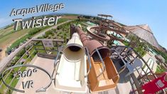 Acqua Village Cecina 2019 Twister (left side) 360° VR Onslide Lost Frequencies, Merlin, Music Clips, Vr, Youtube, Darkness, Youtubers, Youtube Movies