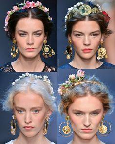 #DolceGabbana #fashionweek #fashion #hautecouture #couture #Paris #Milan #NewYork #London #dresses #dress #vogue #elle #bazaar #marieclaire #spring #fall #gown #model #magazine #runway by fashion1couture