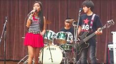 """Young Rockers Take The Stage And Wows Audience With Fantastic """"Sweet Child O' Mine"""" Cover!"""