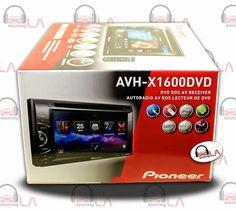"Sourcing-LA: PIONEER AVH-X1600DVD 6.1"" DVD MP3 USB INDASH CAR A..."