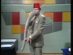"""Tommy Cooper - his """"Nose"""" routine - YouTube"""