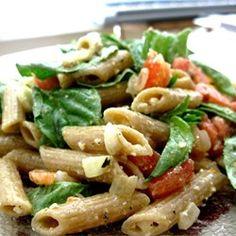 Tomato Basil Pasta Allrecipes.com